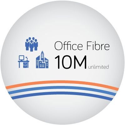 Office Fiber 10M Unlimited