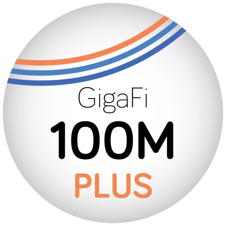 GigaFi 100M Plus