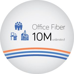 Office Fibre 10M (Unlimited)