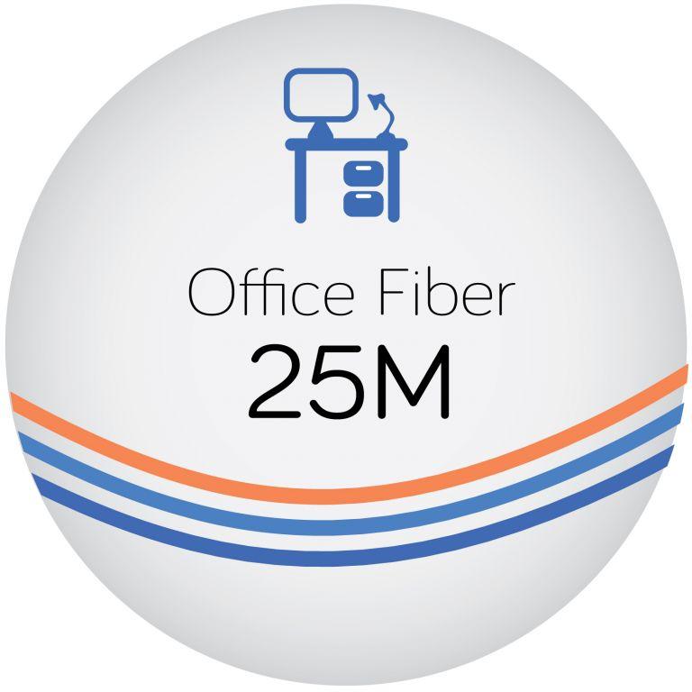 Office Fiber 25M