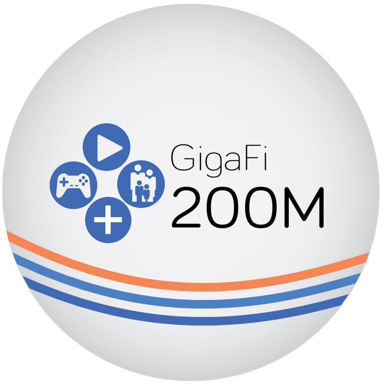 GigaFi 200M
