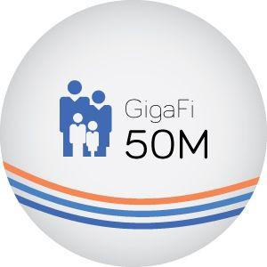 GigaFi 50M